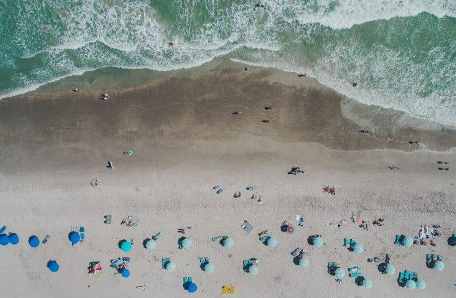 férias de praia